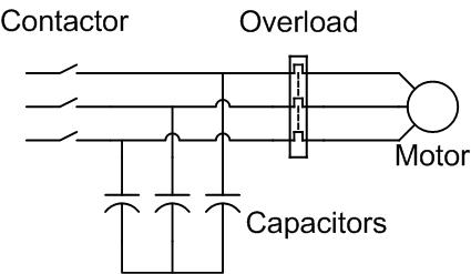 pwrfact4le lex electrix power factor correction explained power factor correction capacitor wiring diagram at readyjetset.co